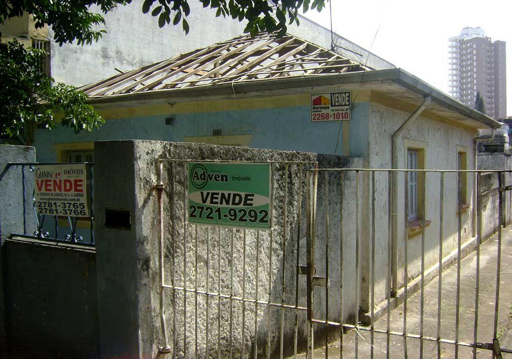 Casa onde funcionava a Subdelegacia de Polícia de Vila Santa Isabel (2013) Foto: Rogério de Moura