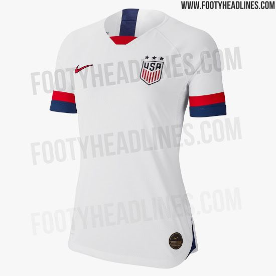 1de45ca8c21 2019 FIFA Women s World Cup Kit Overview  Unique Kits From Adidas   Nike -  Footy