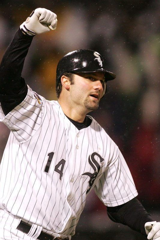 MLB LINEUP FANTASY | MURANO SPORTS Paul Konerko – Chicago White Sox (@whitesox) #chicago #sports #baseball #mlb #béisbol #game