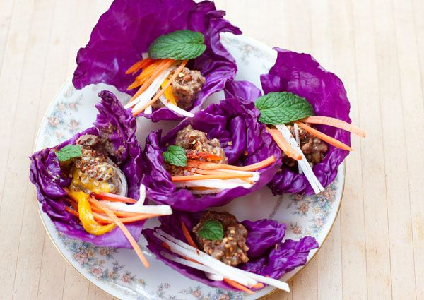 Healthy Recipes - Sidesaddle Kitchen Recipes   Cabbages, Almond ...