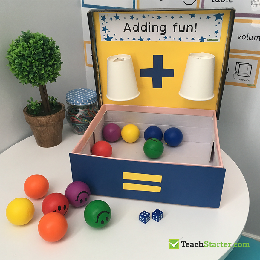 10 Easy, Simple Addition Activities for Kids Activities