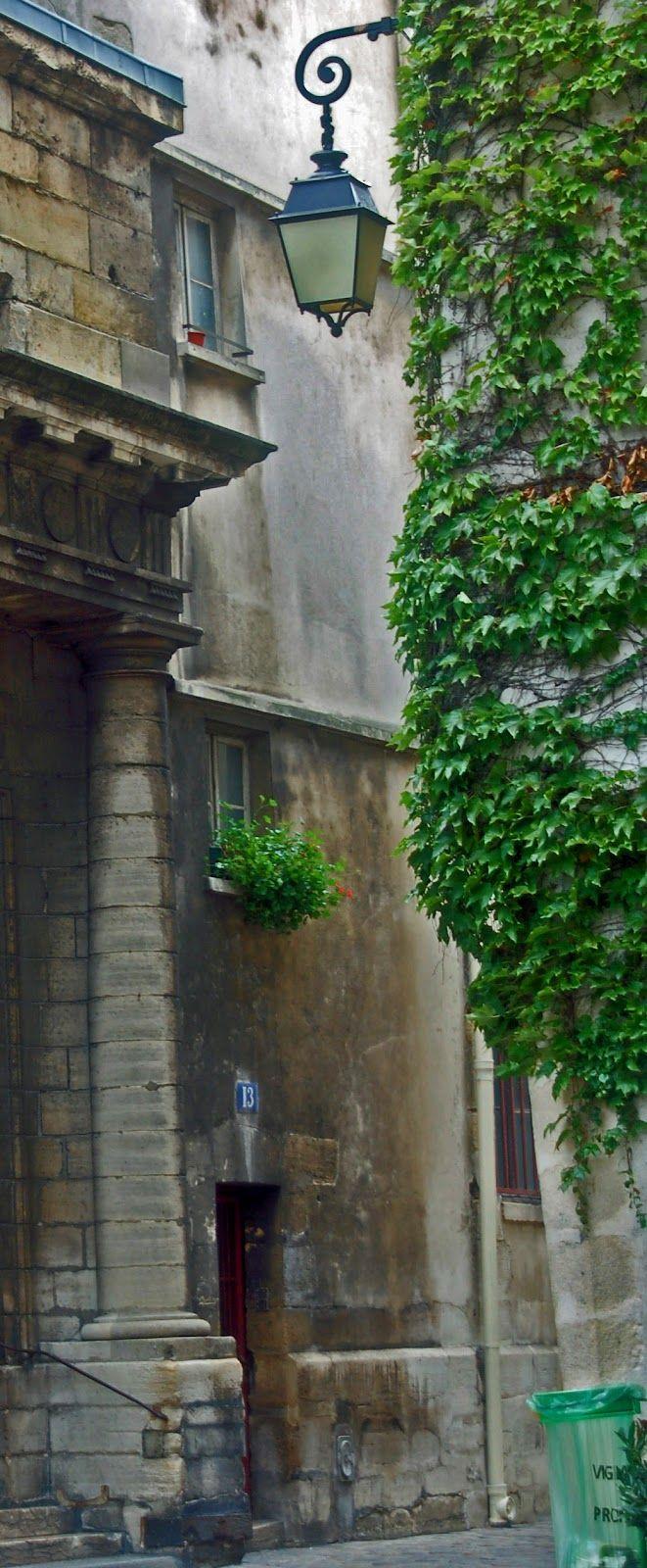 4th arrondissement - rue des Barres.  It's so magical!