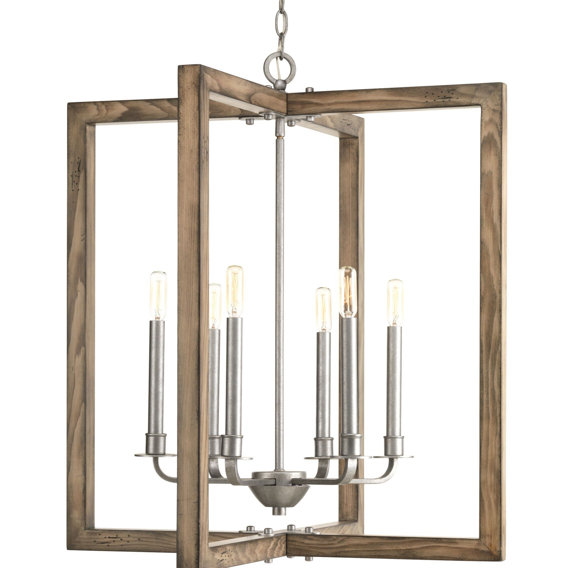 Turnbury 6 Light Foyer Pendant Products Pinterest