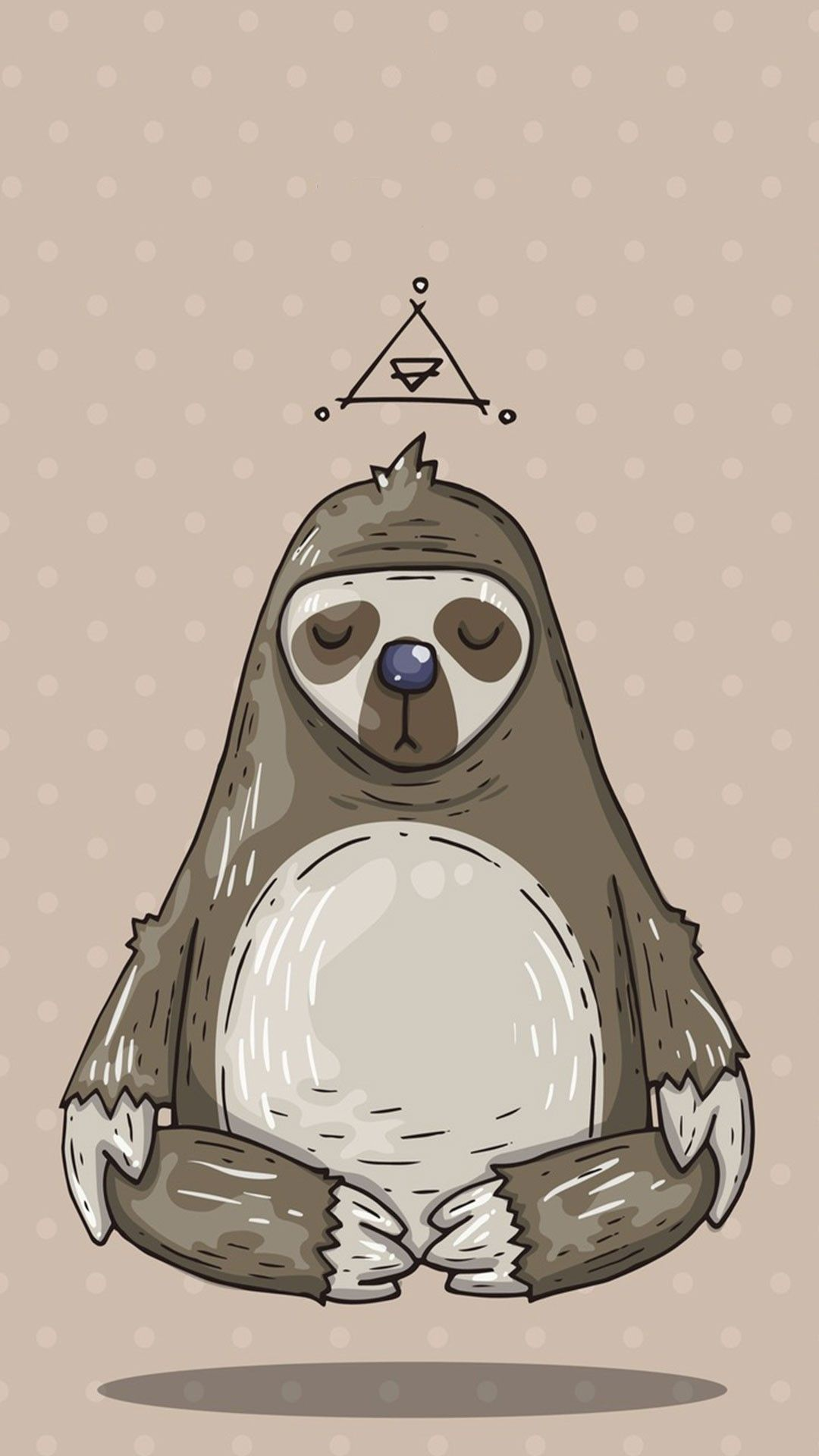 Pin di mariana sassaroli su wallpapers #10 sloth cute sloth e
