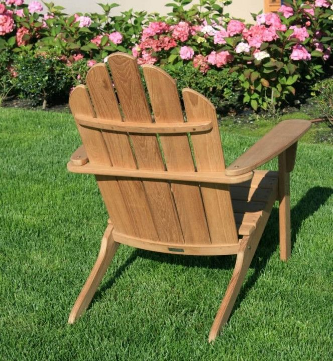Bon Smith And Hawken Teak Adirondack Chairs   Best Furniture Gallery Check More  At Http:/