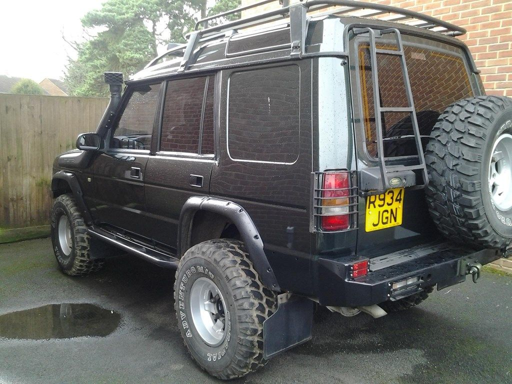 1998 land rover discovery for sale