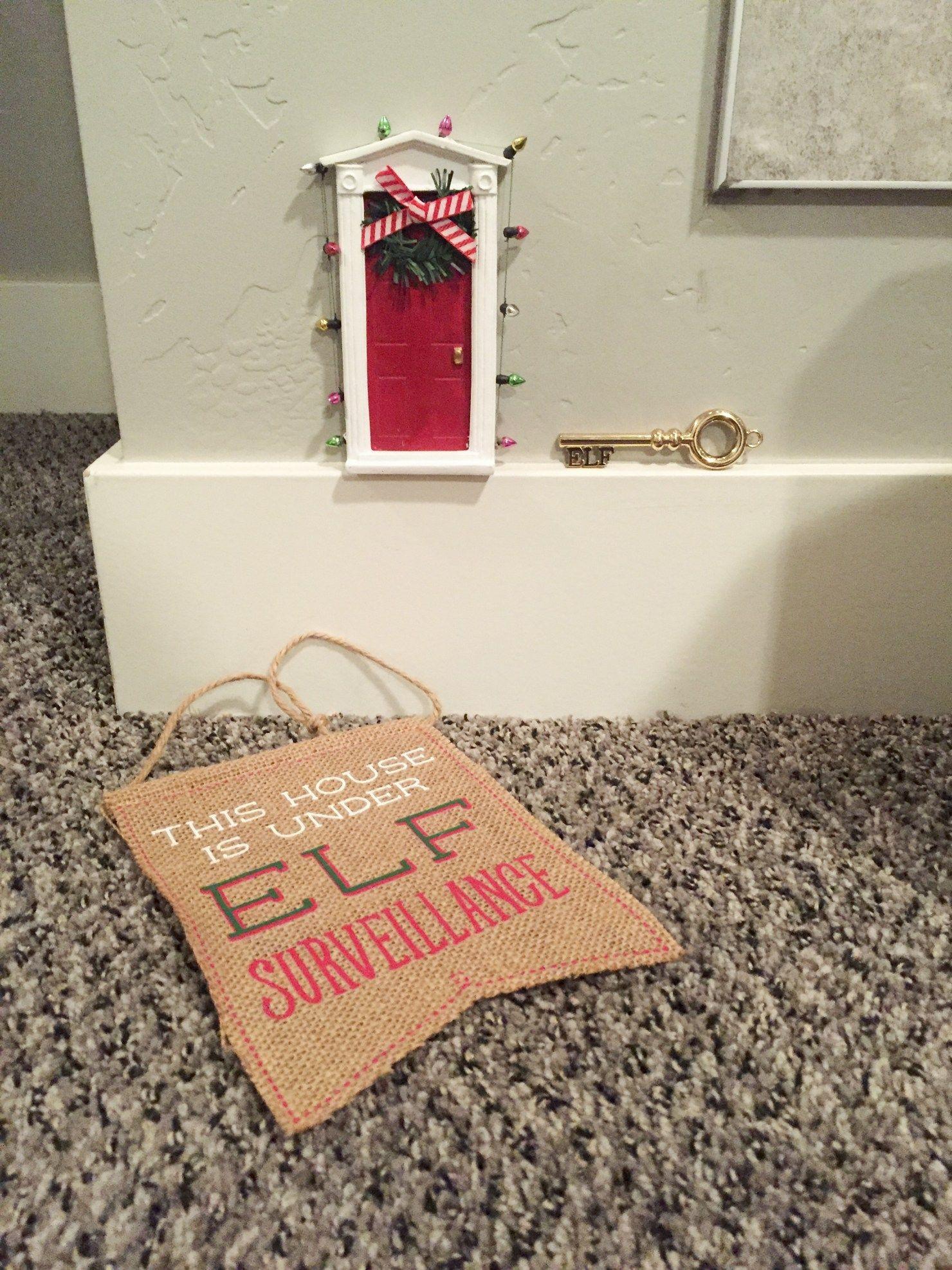 Elf on the Shelf - Arrival Letter Free Download - Smudgey #elfontheshelfarrival