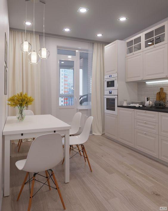 Cortinas modernas de cocina 8 hogar en 2019 - Diseno cortinas modernas ...