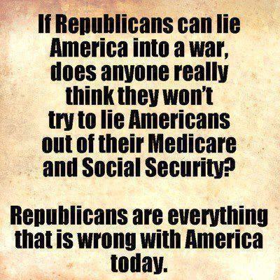 end the republican mafia