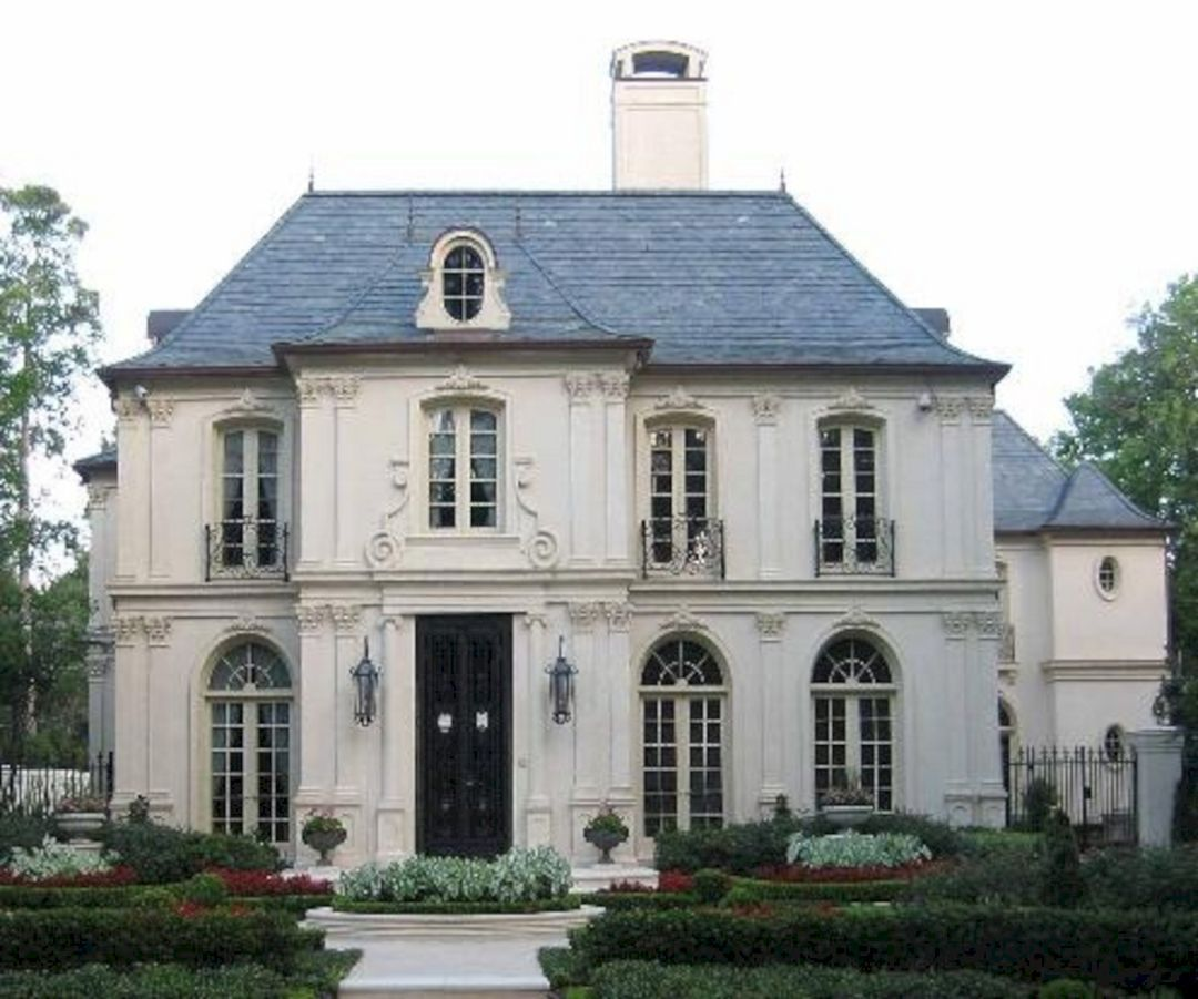 Top 5 Elegant French Country Home Architecture Ideas Freshouz Com French Country House French Style Homes Cottage Exterior