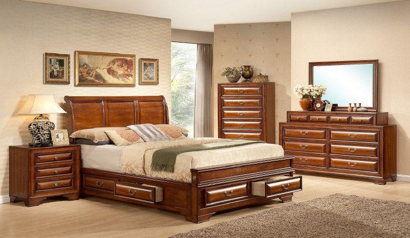 Harwich Manor King Bed Bedroom Furniture Sets Master Bedroom