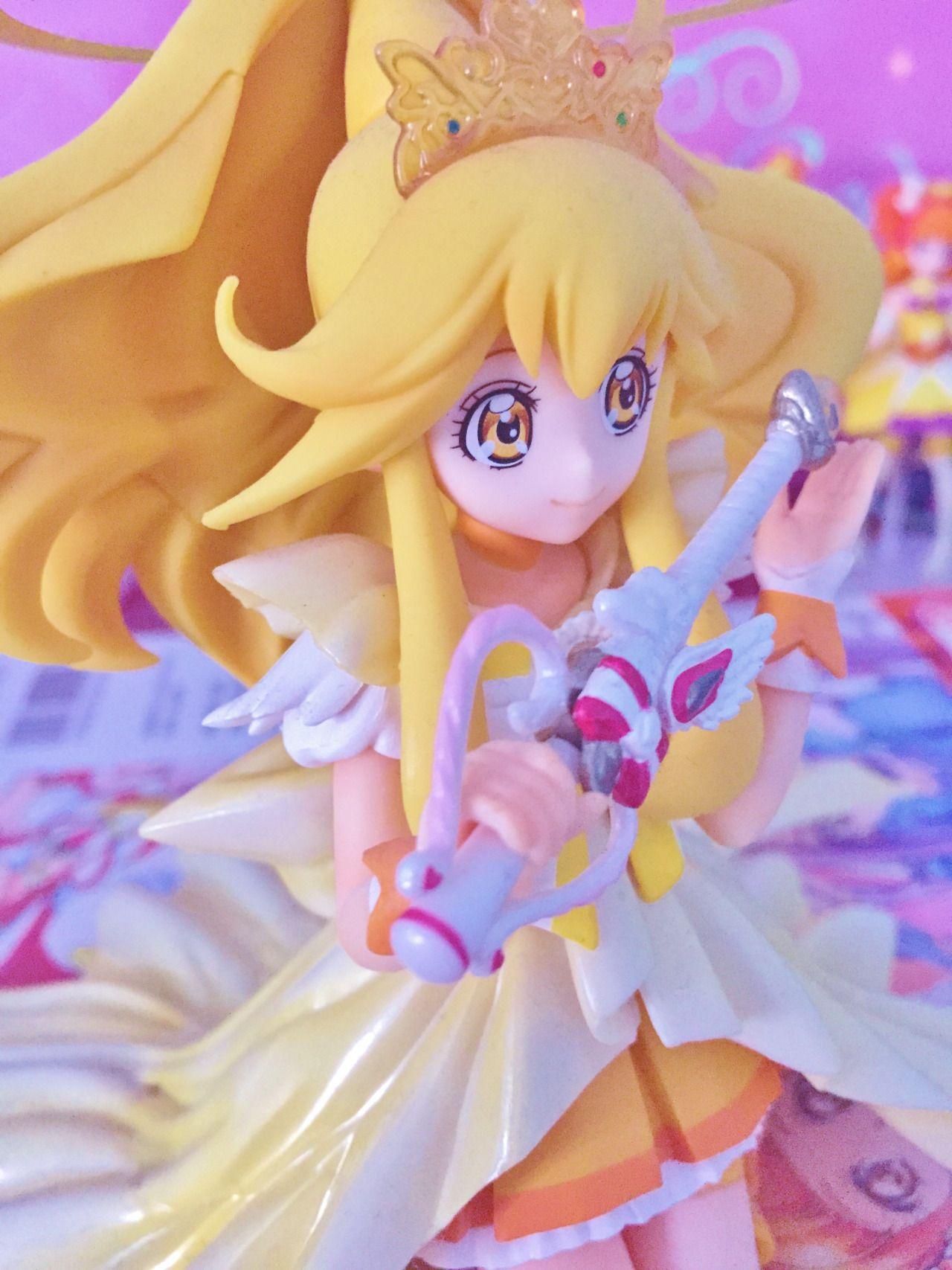 Princess Peace from Smile Precure Precure Glitter force
