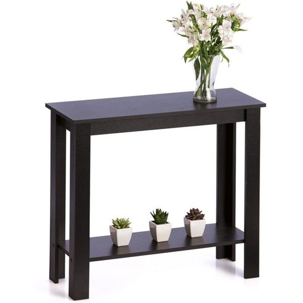 Black Hallway Table Kmart 30 Liked On Polyvore Featuring