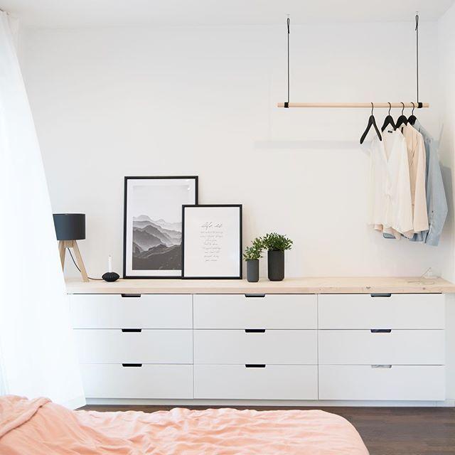 Sitzbank Im Flur Aus Ikea Besta Wohnung Mobel Zimmer Einrichten