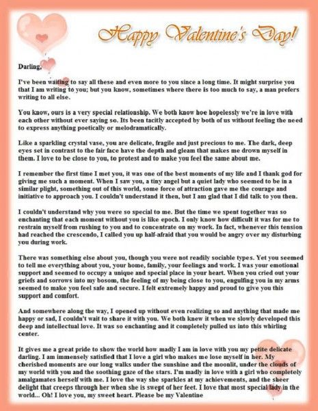 Letter To Girlfriend Saying I Love You from i.pinimg.com