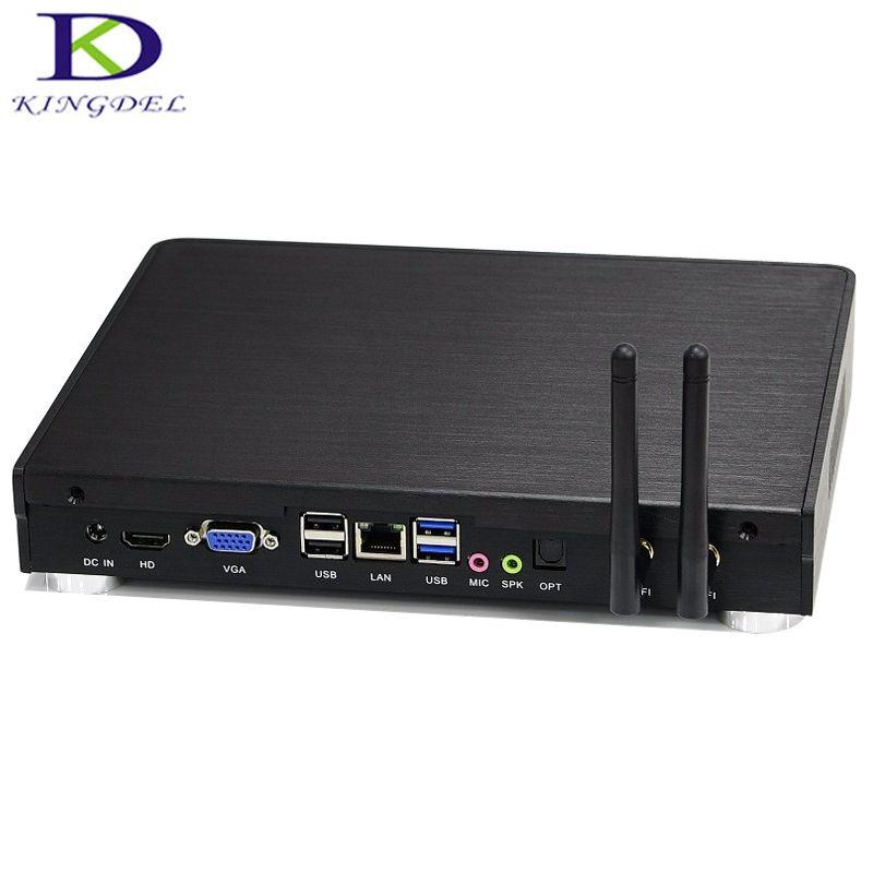 Mini PC barebone i5 4260U Dual Core Windows 10, 1 LAN 12V