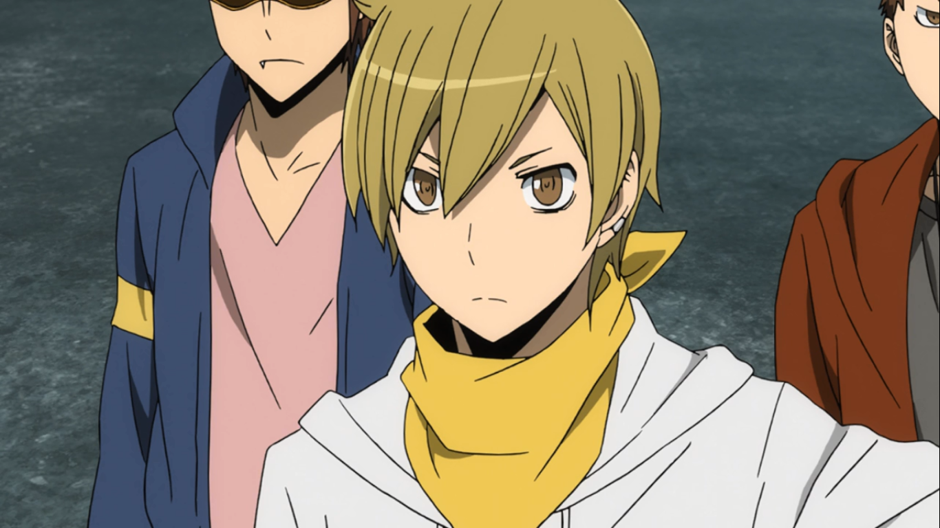 Durarara x2 Ketsu Kida Masaomi Episode 4 Durarara, Anime