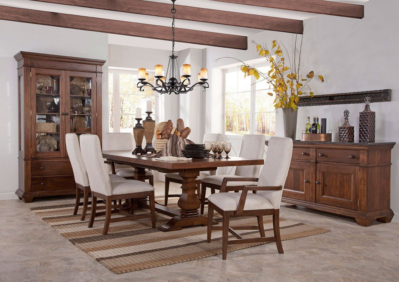 19+ Winchester dining table and chairs Top