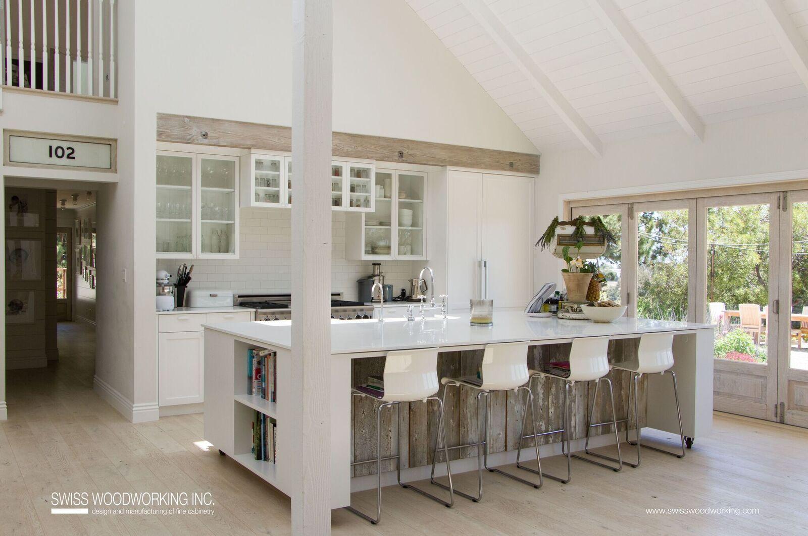 Swiss Woodworking Harvester Kitchen | Kitchen, Home decor ...