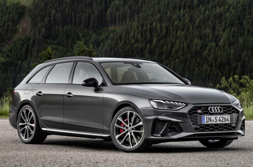 Audi S4 Avant Tdi B9 2019 Audi Audi S4 Tdi