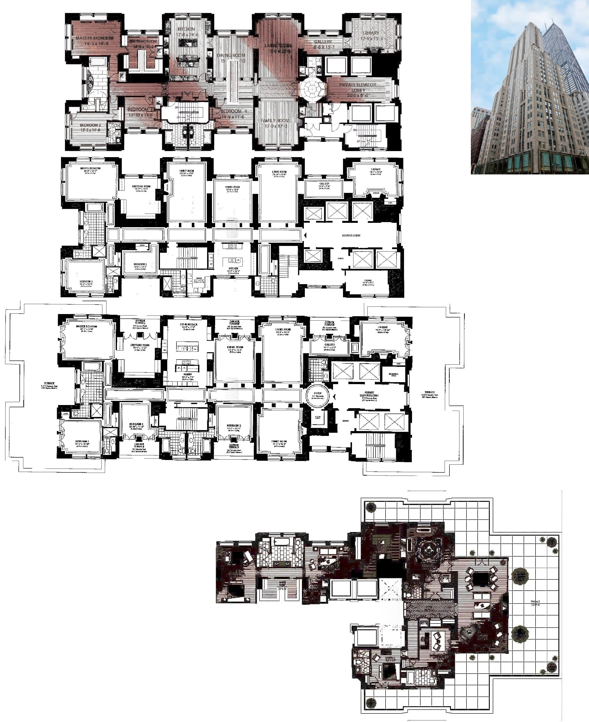 159 E Walton Chicago Floorplan Floor Plans City Living Apartment Chicago Condos