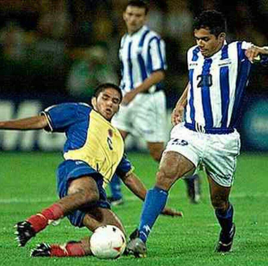 Copa America 2001 en 2019: Verschillen en overeenkomsten van Colombia