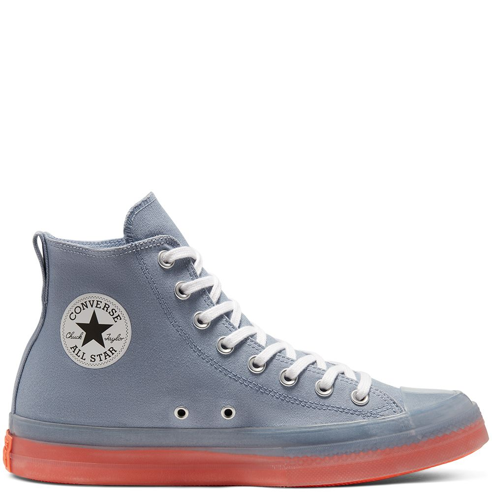 chaussures converse homme transparent