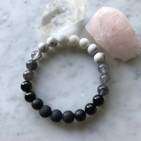 Inspired By Gabxxrielle Ombré Jouercosmetics Essential: Ombre Gemstone Bracelet