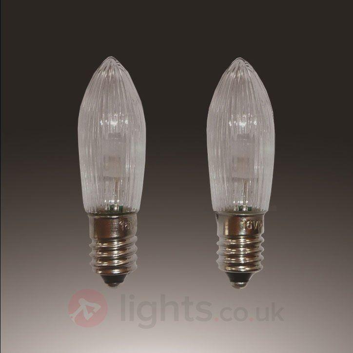 John Lewis Partners Essence 1 Door Bedside Table Oak 12v Led Led Bulb Candle Shapes