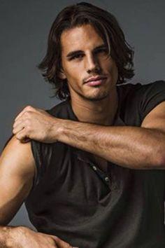 Yann Sommer Szukaj W Google Long Hair Styles Men Long Hair Styles Beautiful Men