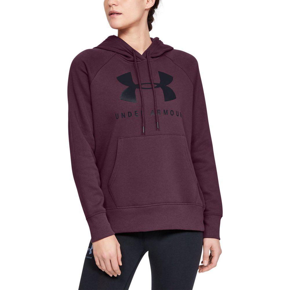 Under Armour Favorite Fleece Sportstyle Graphic Sweater Damen
