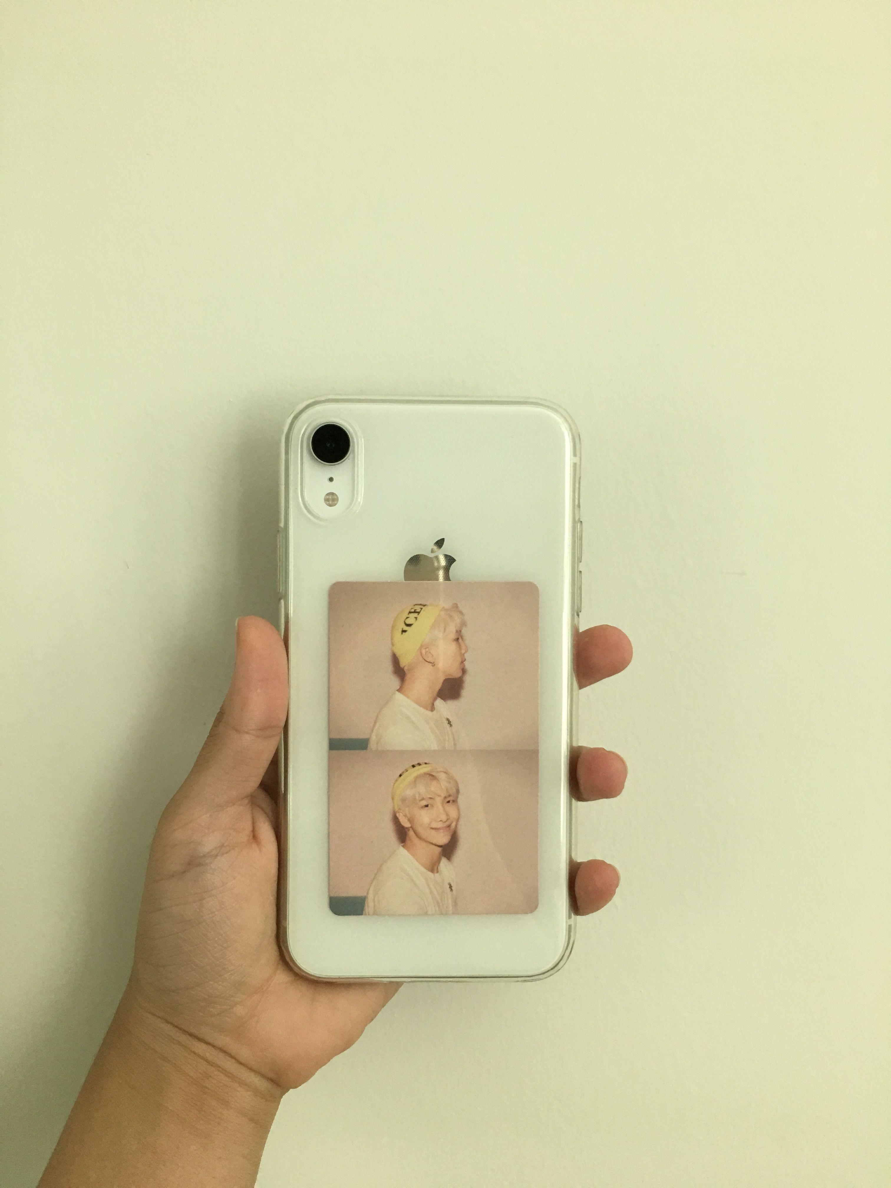 Bts Aesthetics Diy Iphone Case Diy Phone Case Aesthetic Phone Case