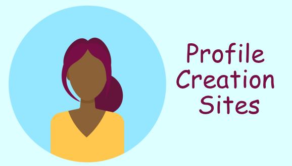 List for seo websites profile creation 300+ Profile