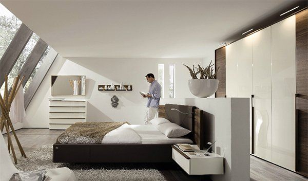 15 Bedroom Wardrobe Cabinets With Wooden Finishes Master Bedroom