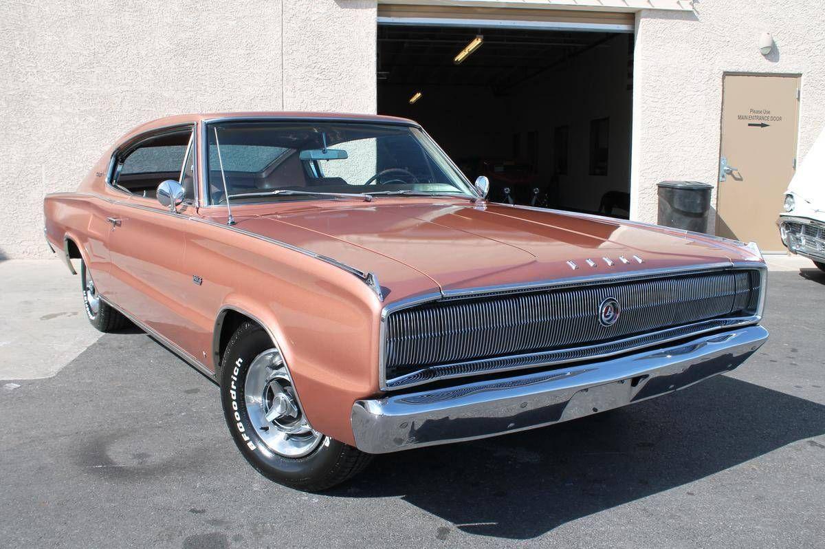 1967 Dodge Charger Coupe Maintenance/restoration of old/vintage ...