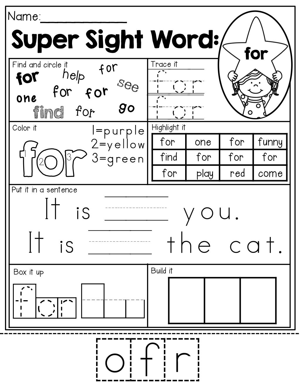 Activities Preprimer Students Edition Master Sight Words Stars Super Prep M Kindergarten Worksheets Sight Words Sight Words Kindergarten Sight Words [ 1325 x 1024 Pixel ]