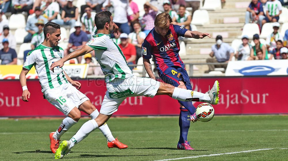Córdoba - FC Barcelona (0-8) | FC Barcelona