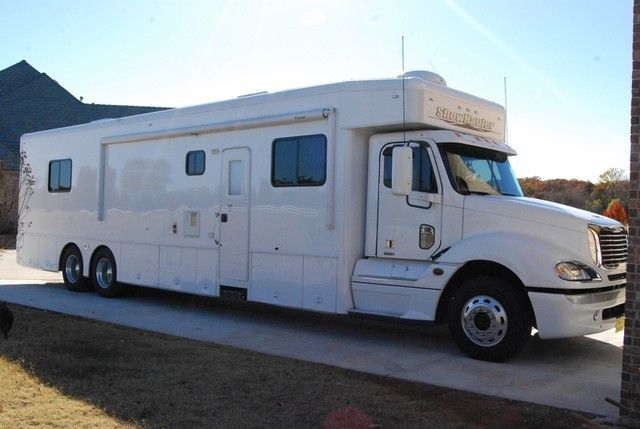 2009 ShowHauler Freightliner Conversion For Sale in Blanchard