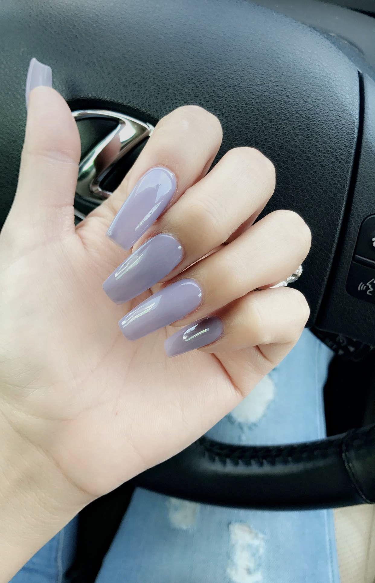 Super cute grey nail polish idea nail art ideas nailart