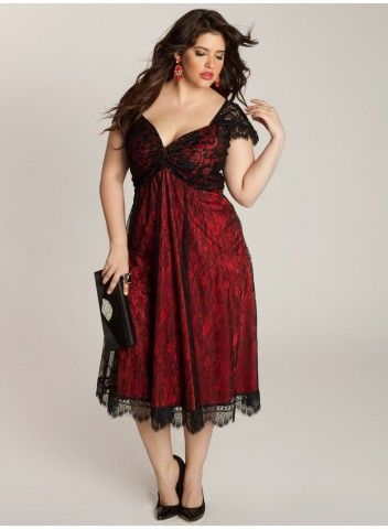 Piniful Plus Size Dresses For Special Occasions 06