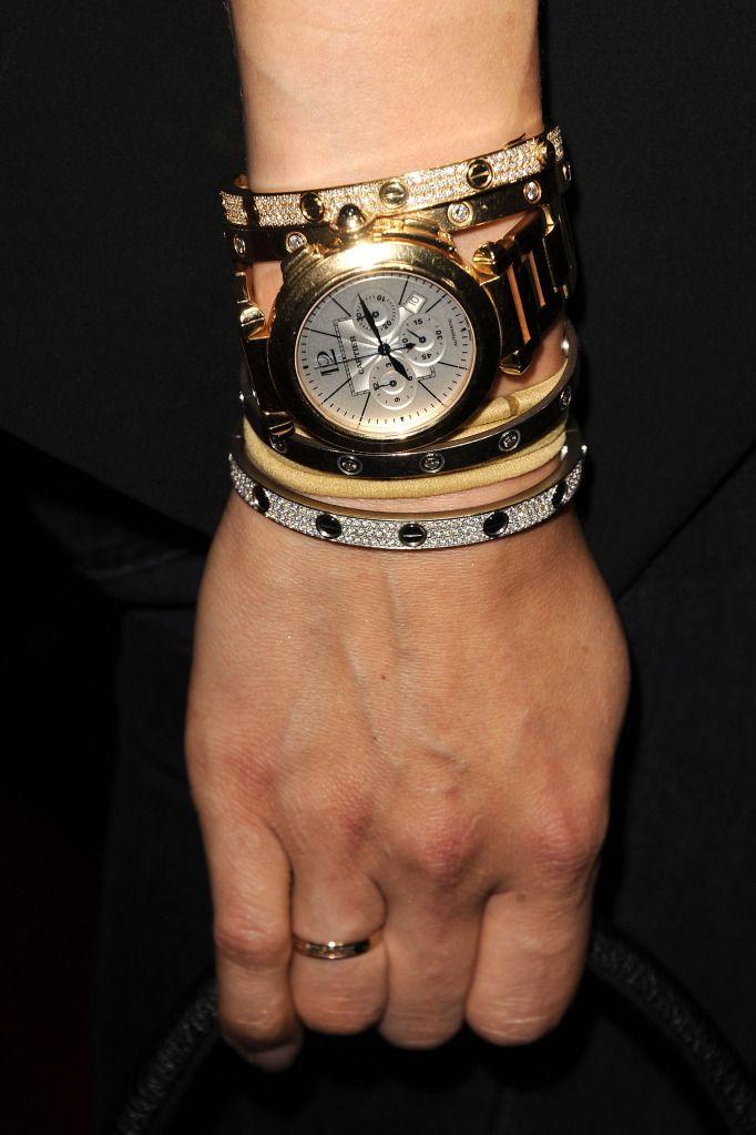 Celebrities and their Cartier Love Bracelets - Page 7 ...
