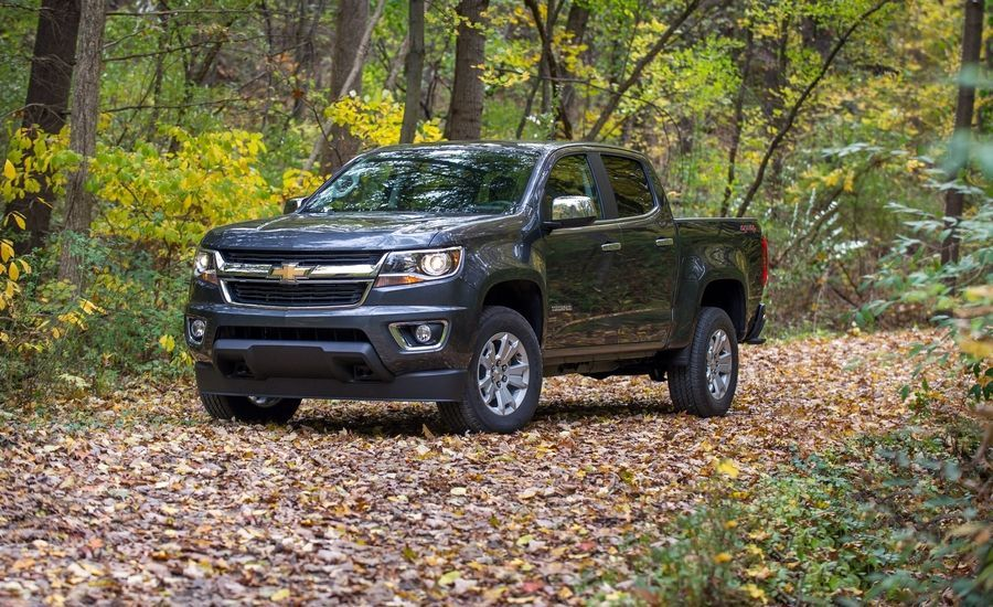 2021 Chevrolet Colorado Review Pricing And Specs Chevrolet Colorado Chevy Colorado Chevy Colorado Z71