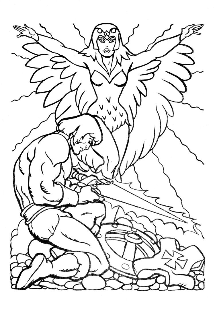 She Ra Coloring Pages Best Coloring Pages For Kids Coloring Pages Coloring Books Coloring Book Art