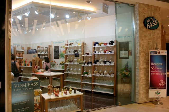Vom Fass' Store Front