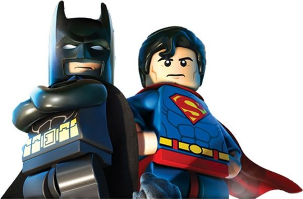 Batman & Superman in the LEGO Movie : The Piece of Resistance | Lego ...
