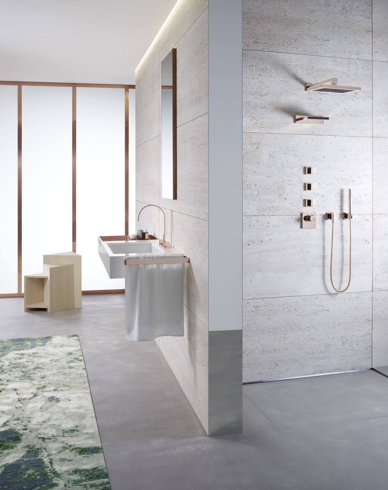 Dornbracht MEM + Shower In Cyprum