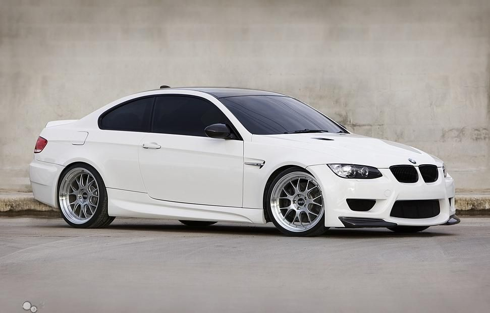 Bmw M3 E92 The White Shark With Images Bmw Bmw M3 Bmw M3 Coupe