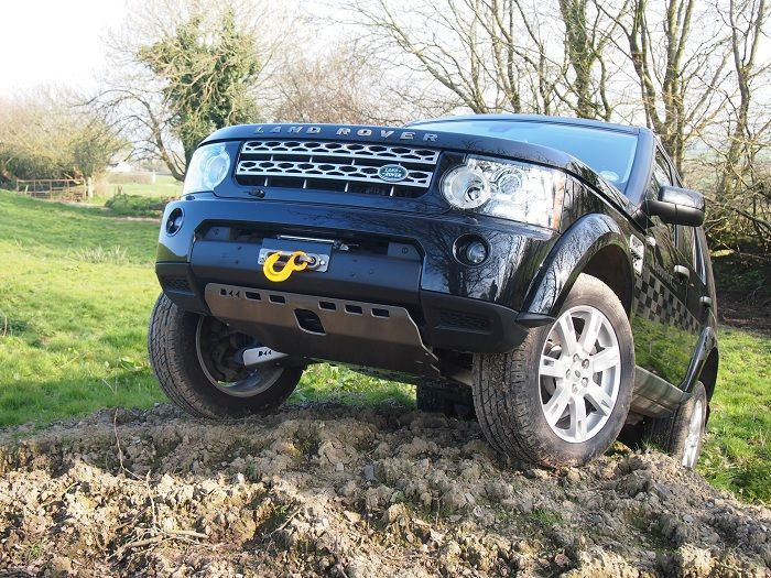 Terrafirma Lr3 Rock Sliders Land Rover Discovery 2