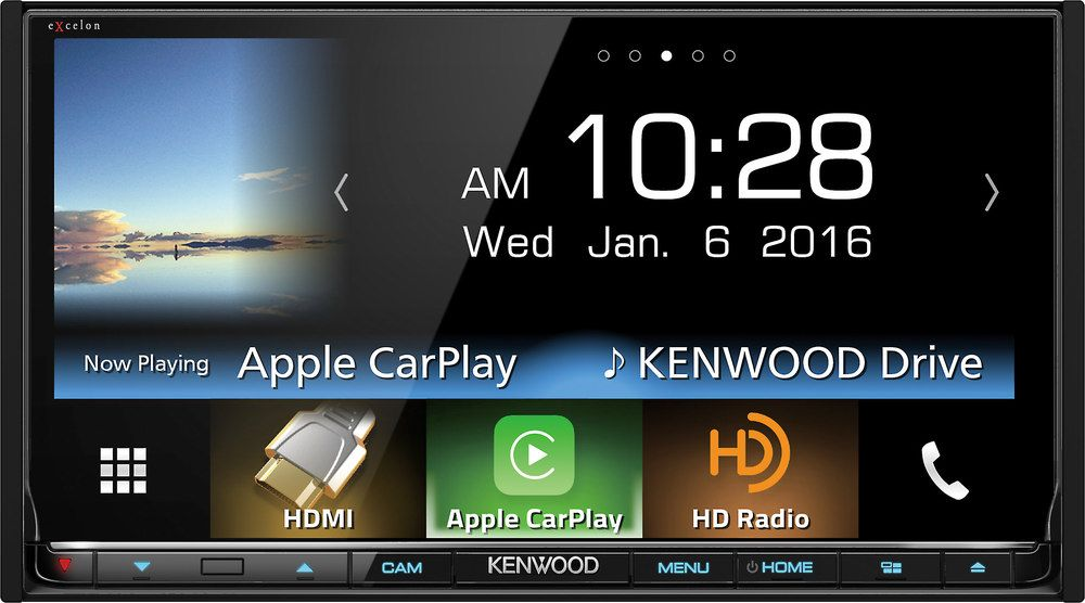 Crutchfield gives you a sneak peek at the Kenwood Excelon