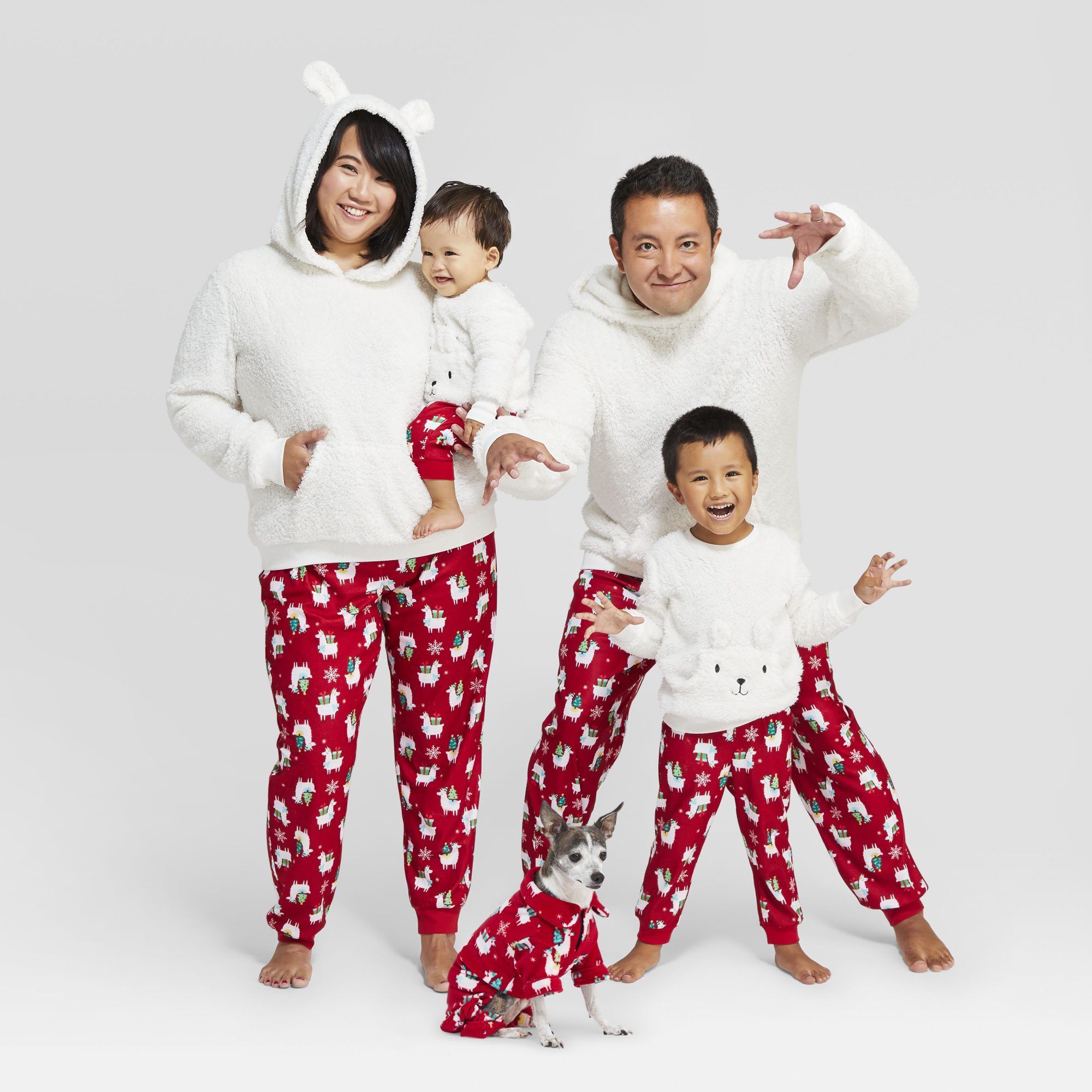 Target's Family Pajama Collection Is Back and More Festive